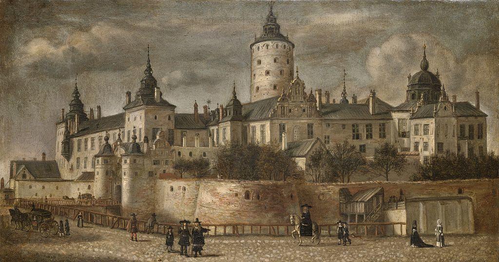 Tre Kronor Castle